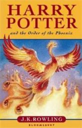 Harry Potter and the Order of the Phoenix (First Editions)