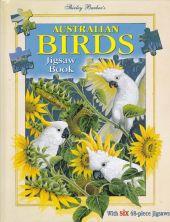 Australian Birds Jigsaw Book