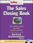 The Sales Closing Book and CD