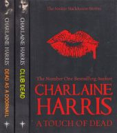 Charlaine Harris Collection 2 (3 books)