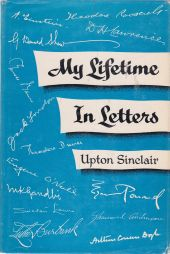 My Lifetime in Letters