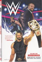 WWE Graphic Novel Collection (2 Books)
