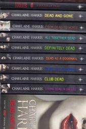 TrueBlood collection (10 books)