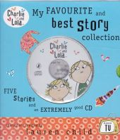Charlie and Lola - My Favourite and best story collection (Box set 5 books)