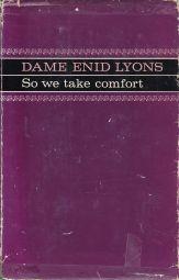So We Take Comfort