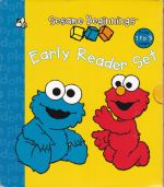 Sesame Beginnings: Early Reader Set (Boxed Set)