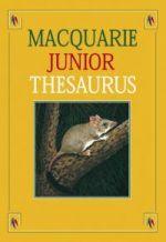 Macquarie Junior Thesaurus