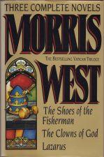 Compendium of three complete novels.