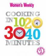 Cooking in 10, 20, 30, 40 Minutes