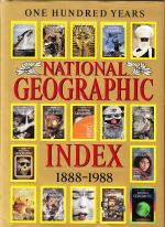National Geographic Index 1888-1988