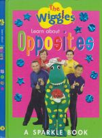 The Wiggles Sparkle Book Series (2 books)