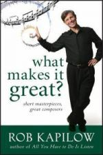 What Makes It Great?
