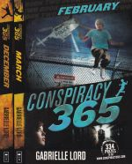 Conspiracy 365 Series (3 books)