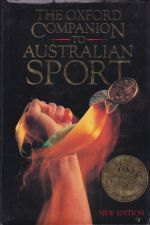 The Oxford Companion to Australian Sport