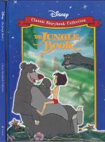 Disney Storybook Collection  (2 Books) --- The Jungle Book, The Jungle Book 2