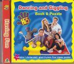 Hi 5 Book and Floor Puzzle Dancing