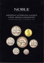 Important Australian & World Coins, Medals & Banknots
