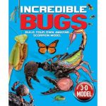 Incredible BUGS Build Your Own Amazing Scorpion Model (3D Model)