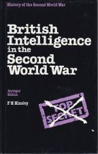 British Intelligence in the Second World War