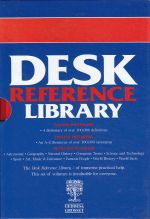 Desk Reference Library
