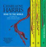 series of 4 'Dead' vampire novels