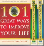 101 Great Ways to Improve Your Life (3 books)