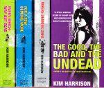 Kim Harrison Collection (4 Books)