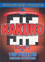 Kakuro Book 2