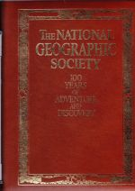 The National Geographic Society (gold leaf)