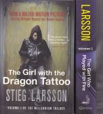 Stieg Larsson Collection (2 books)