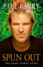 Spun Out: The Shane Warne Story