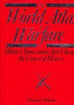 World Atlas of Warfare