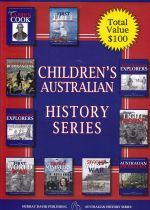 Australian History Series Collection (10 Books  in Plastic Wallet)