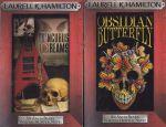 Anita Blake, Vampire Hunter Series (2 books)