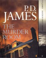 PD James collection (2 books)