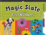 Magic Slate Learn First Numbers