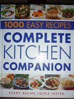 1000 Easy Recipes: Complete Kitchen Companion