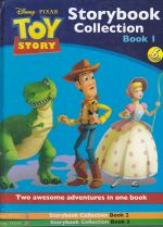 Toy Story Collection (3 books)