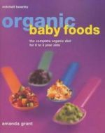 Organic Baby and Toddler Foods