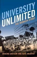 University Unlimited : The Monash Story