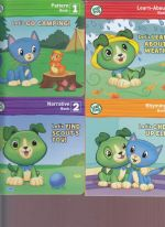 Leap Frog collection (4 books)