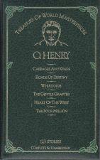 O. Henry   (Pseudonym)