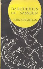 Daredevils of Sassoun: an Armenian National Epic