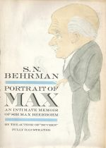 Portrait of Max: and intimate memoir of Sir Max Beerbohm