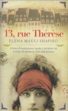 13, Rue Théresè