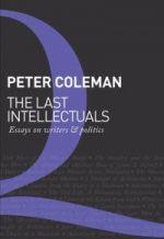 The Last Intellectuals