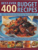 Best Ever 400 Budget Recipes