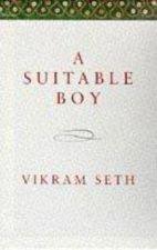 A Suitable Boy (Boxed Set) 3 books