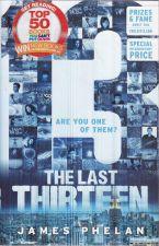 13 : The Last Thirteen - Book I