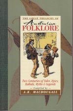 Great Treasury of Australian Folklore